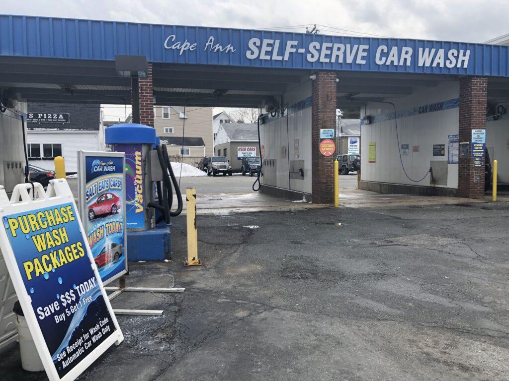 Cap Ann Car Wash - Self Service Wash Bays